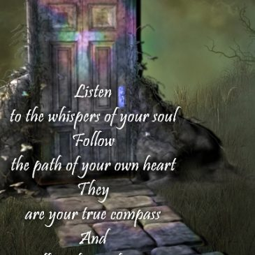 Whispers of Your Soul