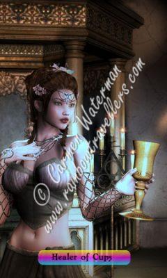 © 2015 Carmen Waterman - The Healer of Cups